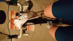 Alternativ träning på cykeln