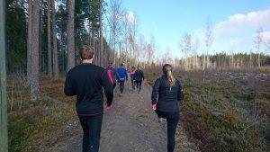 Löpgrupp Bollnäs, löpcoachning