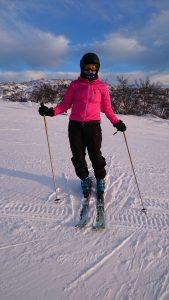Slalom, Vemdalen, Vinter, Snö