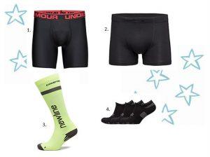 Underkläder för killar vid träning, tips för killar