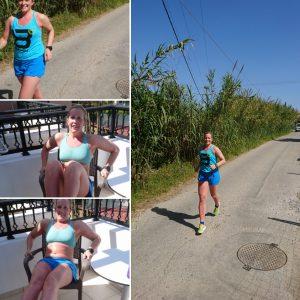 Semesterträning, Löpning, Träning, styrka