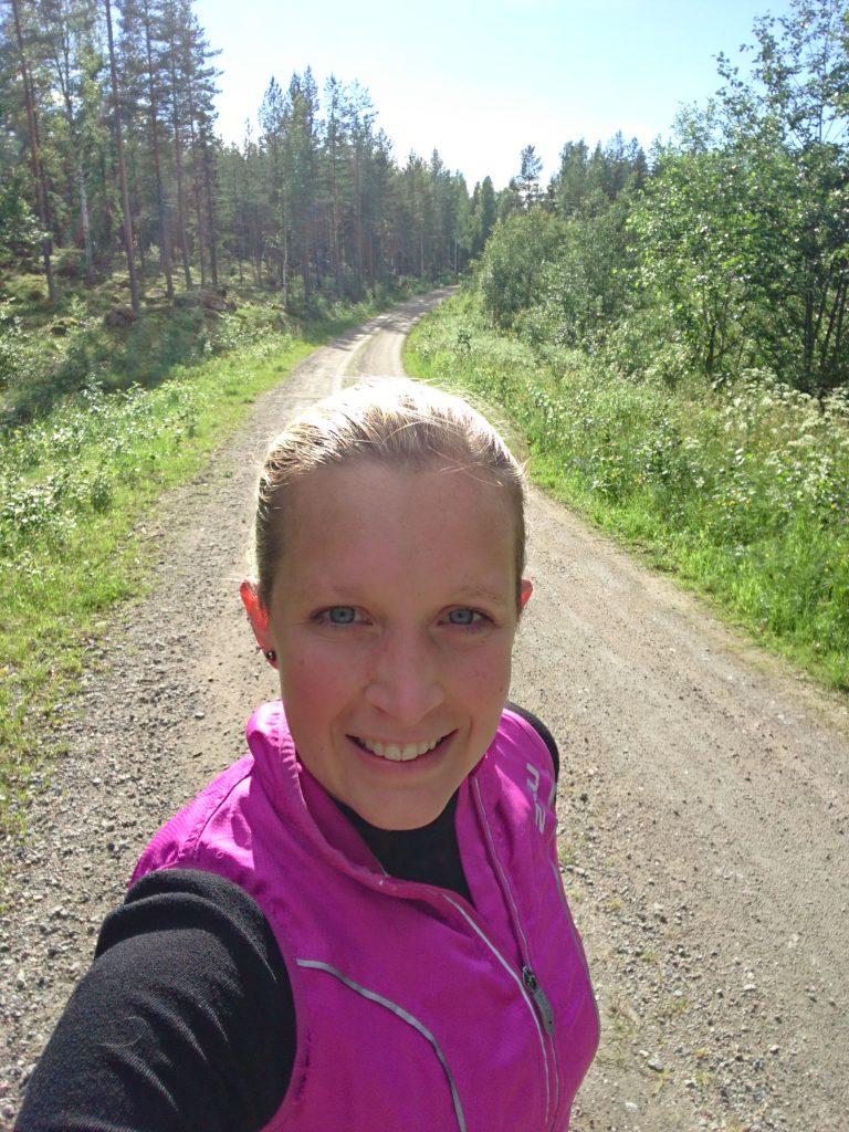 Träning, Löpning, Lycka, Löpcoach, Bollnäs