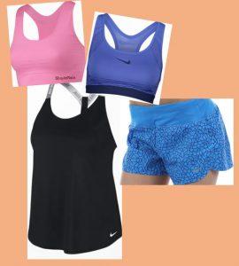 Träningsklöder, Tips på träningskläder