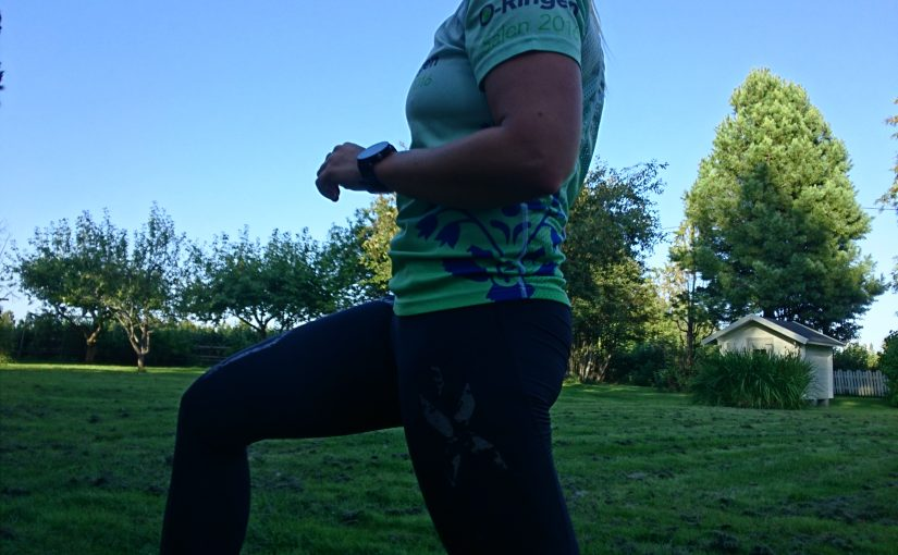 Styrkeövning för löpare!