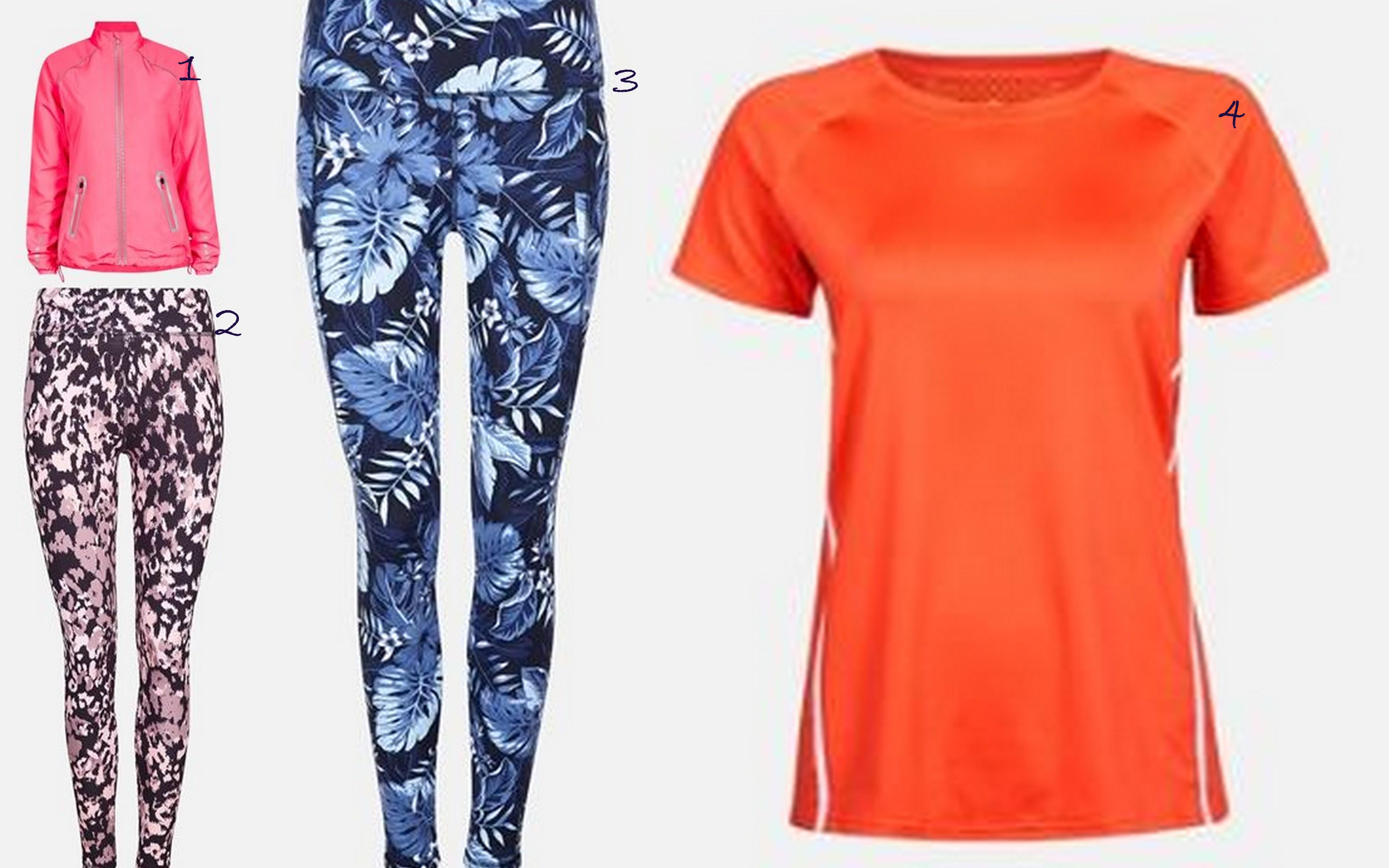 Träningskläder, Billiga träningskläder