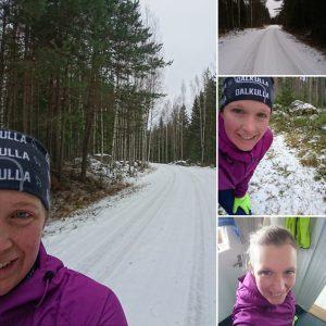 Långpass, Löpning, Löpcoach, Nysnö