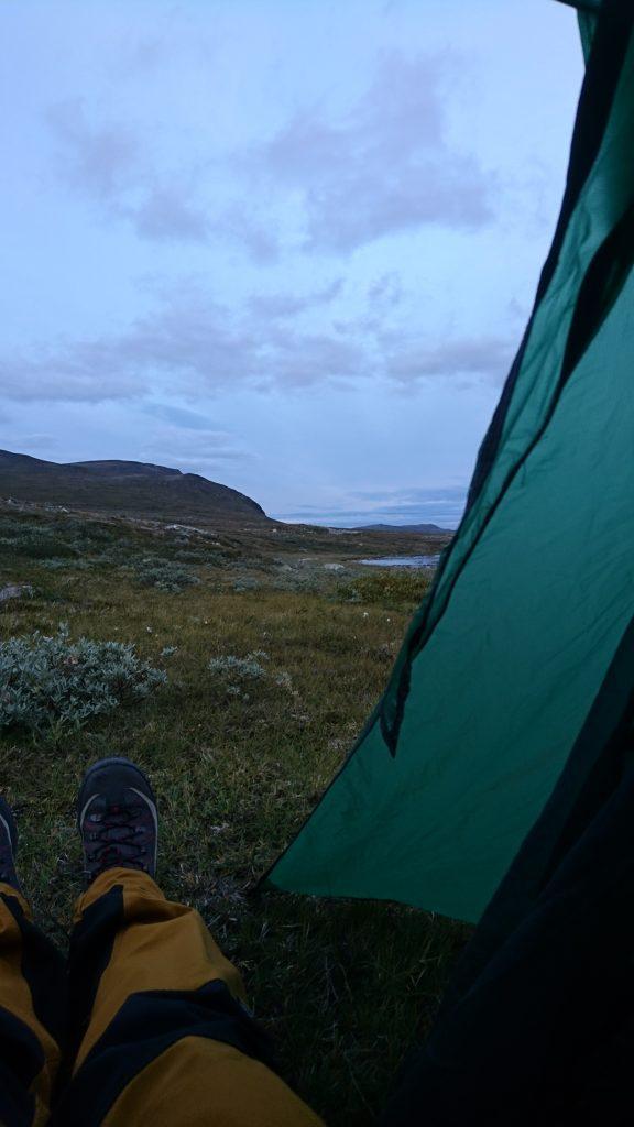 Norge, Tälta, Jotunheimen