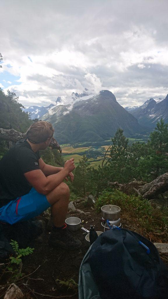 Åndalsnes, Norge, Utsikt