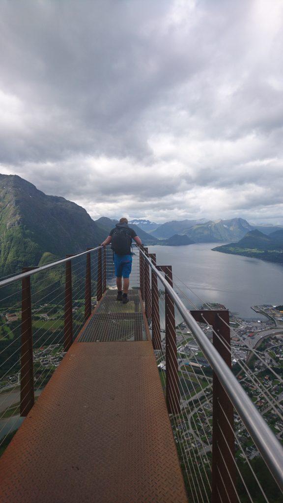 Åndalsnes, Utsikt, Norge