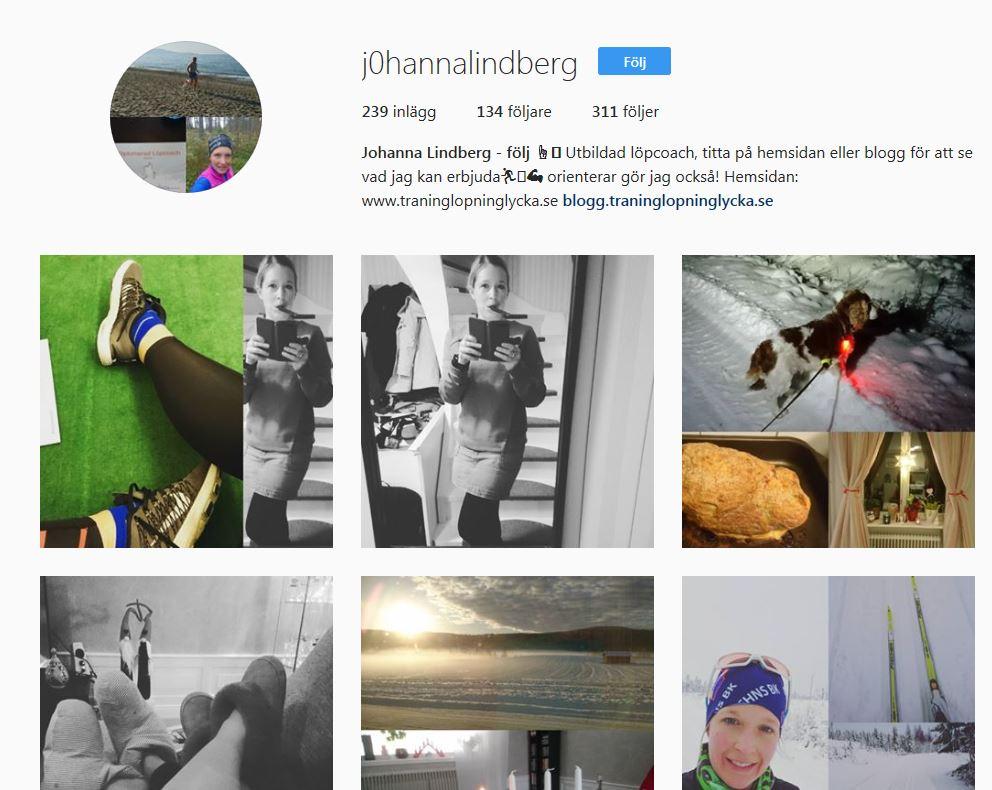 Instagram, @j0hannalindberg