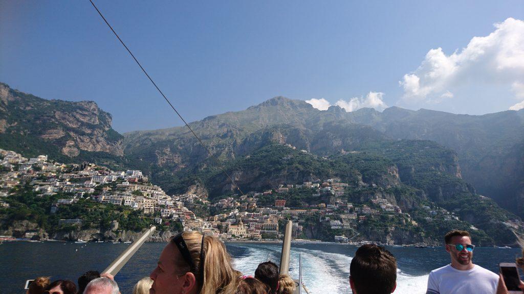Capri, Italien, Amalfikusten