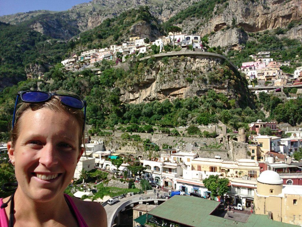 Capri, Amalfikusten