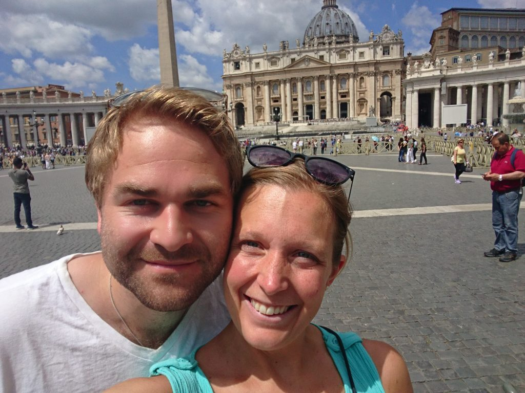 Vatikanen, Peterskyrkan, Rom