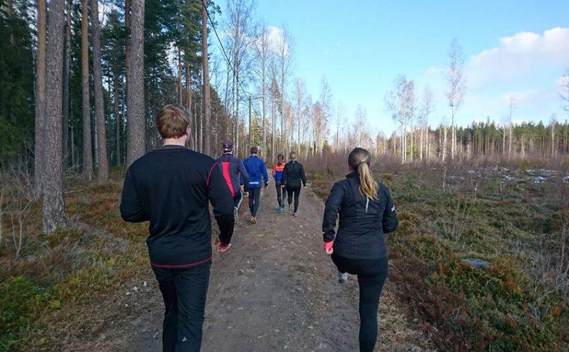 Löpgrupp Bollnäs, Löpning för Alla, torsdag 1/6